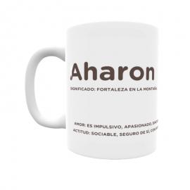 Taza - Aharon