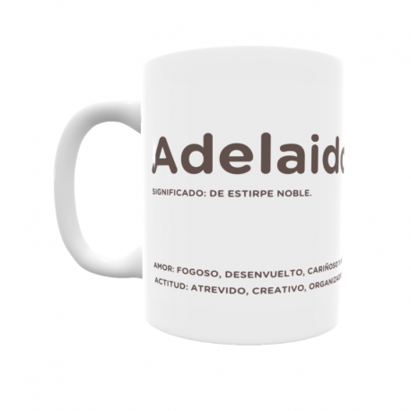 Taza - Adelaido