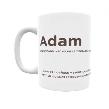 Taza - Adam
