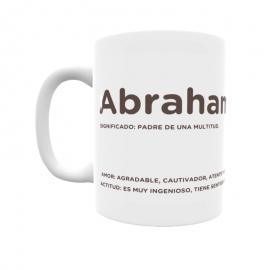 Taza - Abraham