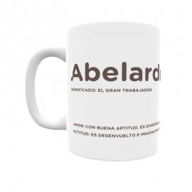 Taza - Abelardo
