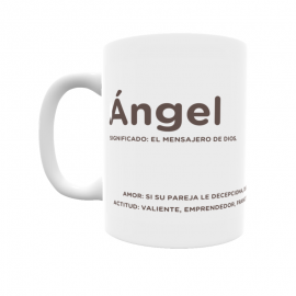 Taza - Ángel