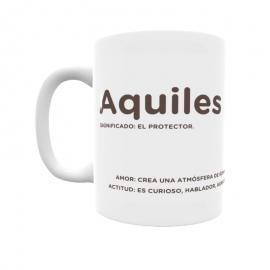 Taza - Aquiles