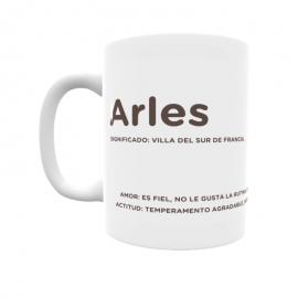 Taza - Arles