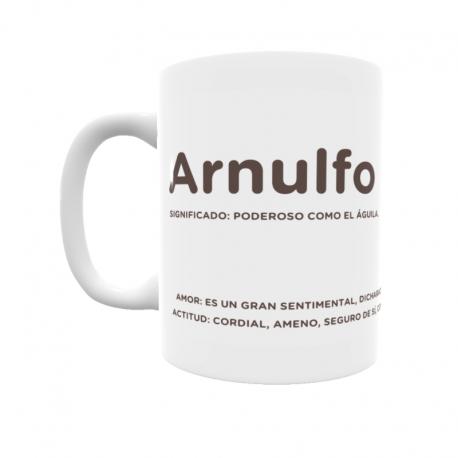 Taza - Arnulfo