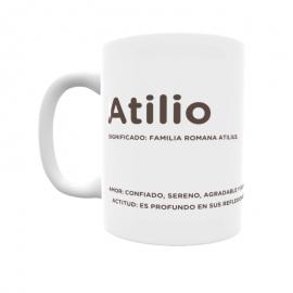 Taza - Atilio