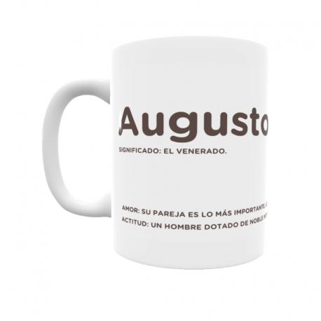 Taza - Augusto