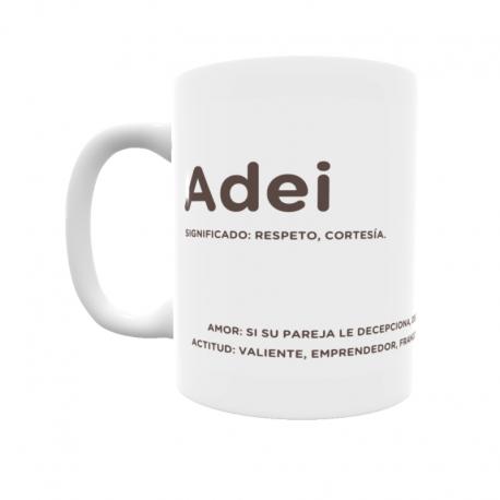 Taza - Adei
