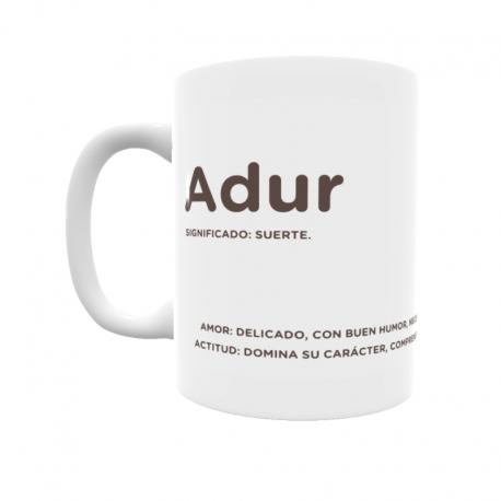 Taza - Adur