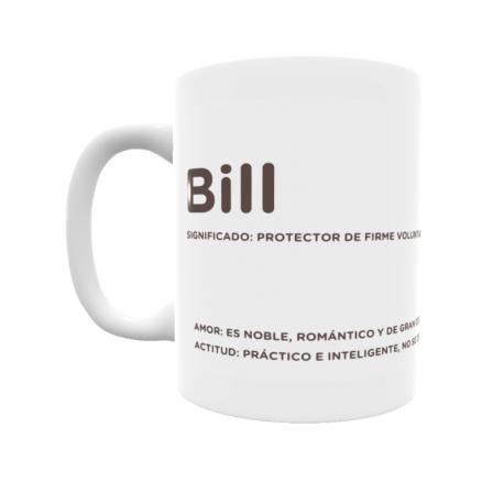 Taza - Bill