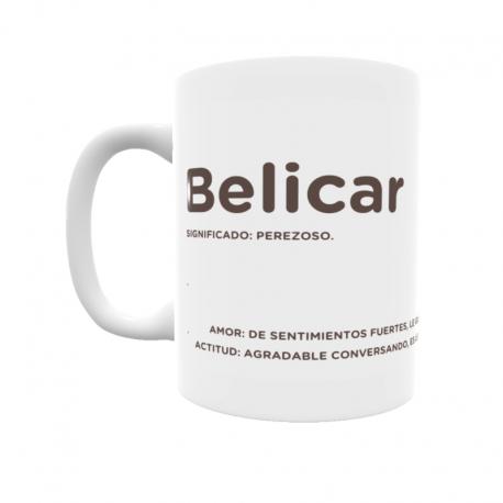 Taza - Belicar