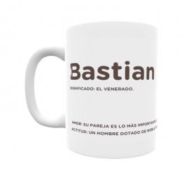 Taza - Bastian