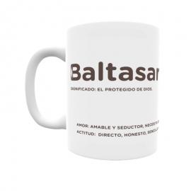 Taza - Baltasar