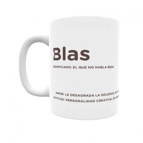 Taza - Blas