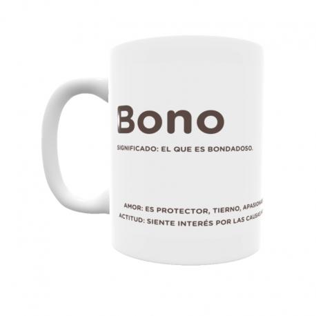 Taza - Bono