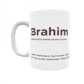 Taza - Brahim