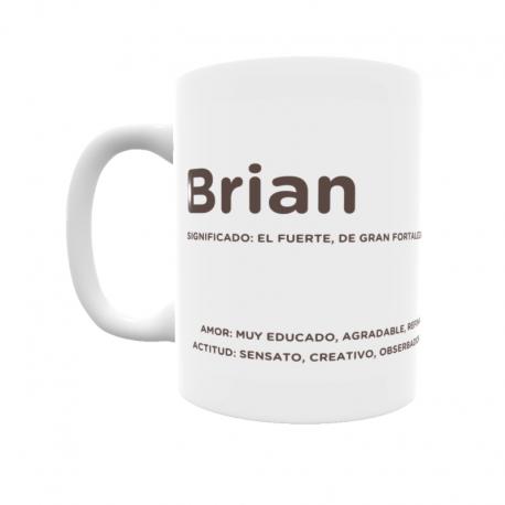 Taza - Brian