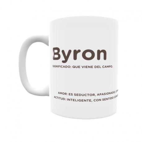 Taza - Byron
