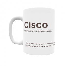 Taza - Cisco