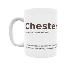 Taza - Chester