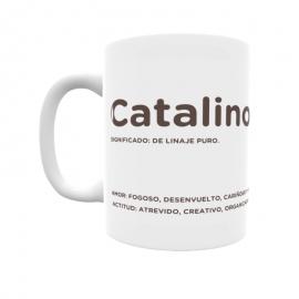 Taza - Catalino