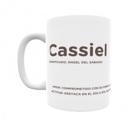 Taza - Cassiel