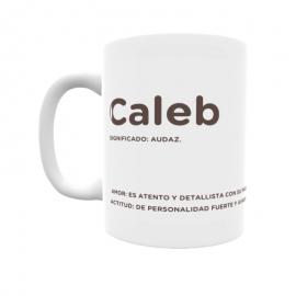 Taza - Caleb