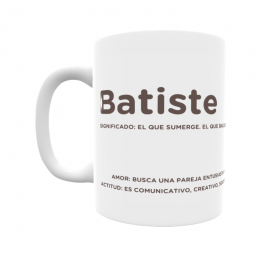 Taza - Batiste