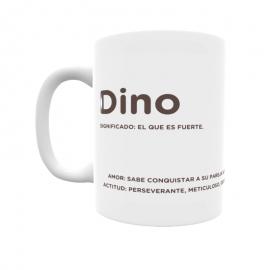 Taza - Dino