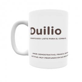 Taza - Duilio