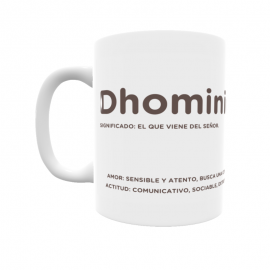 Taza - Dhominick