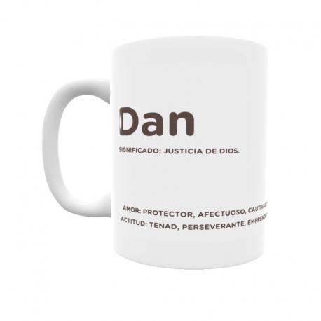 Taza - Dan