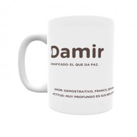 Taza - Damir