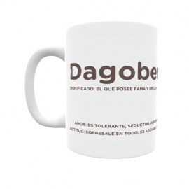 Taza - Dagoberto