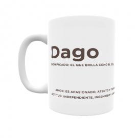 Taza - Dago