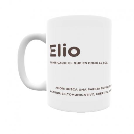 Taza - Elio