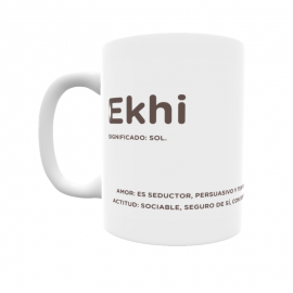 Taza - Ekhi