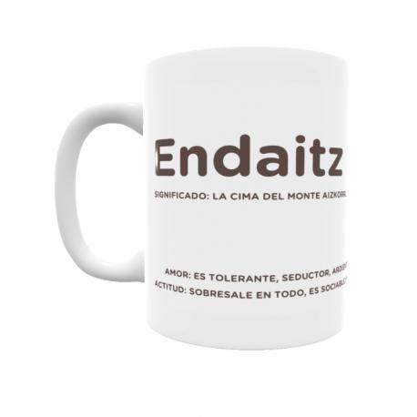 Taza - Endaitz
