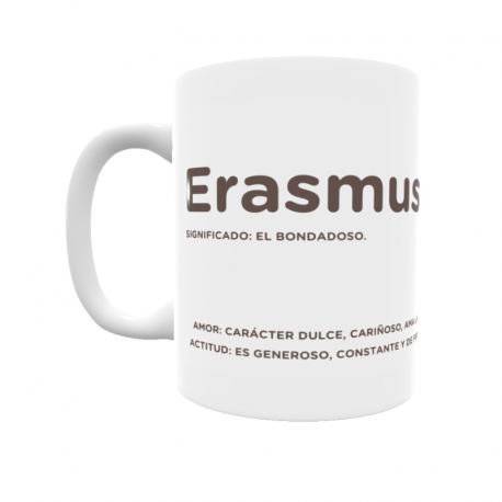 Taza - Erasmus