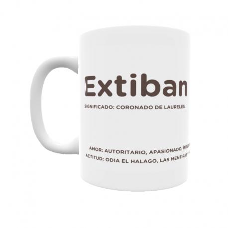 Taza - Extiban