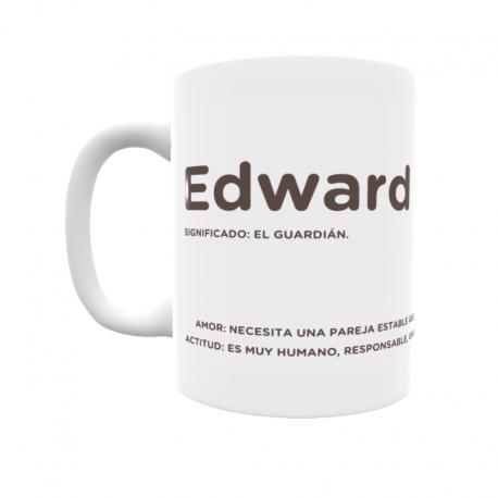 Taza - Edward