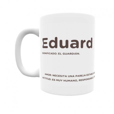 Taza - Eduard