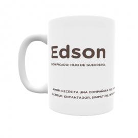 Taza - Edson