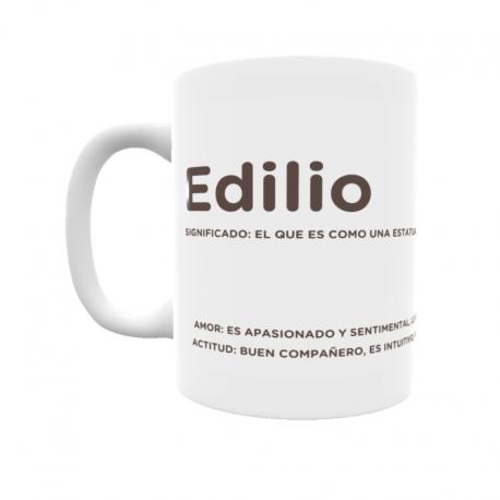 Taza - Edilio