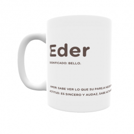Taza - Eder