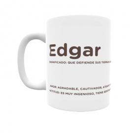 Taza - Edgar
