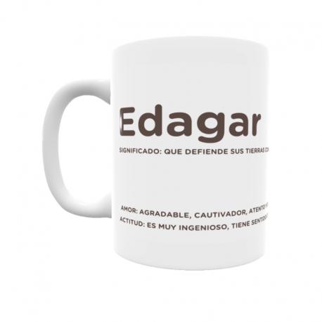 Taza - Edagar