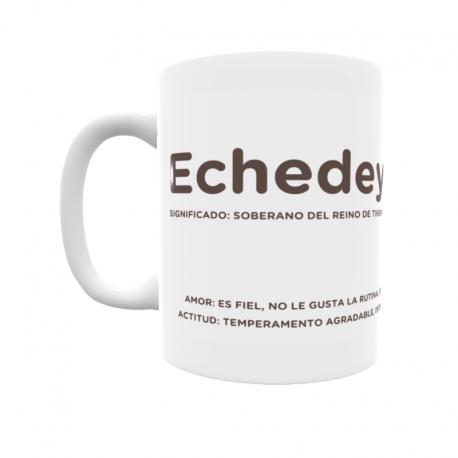Taza - Echedey