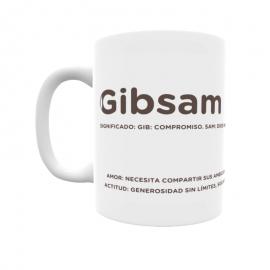 Taza - Gibsam