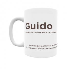 Taza - Guido